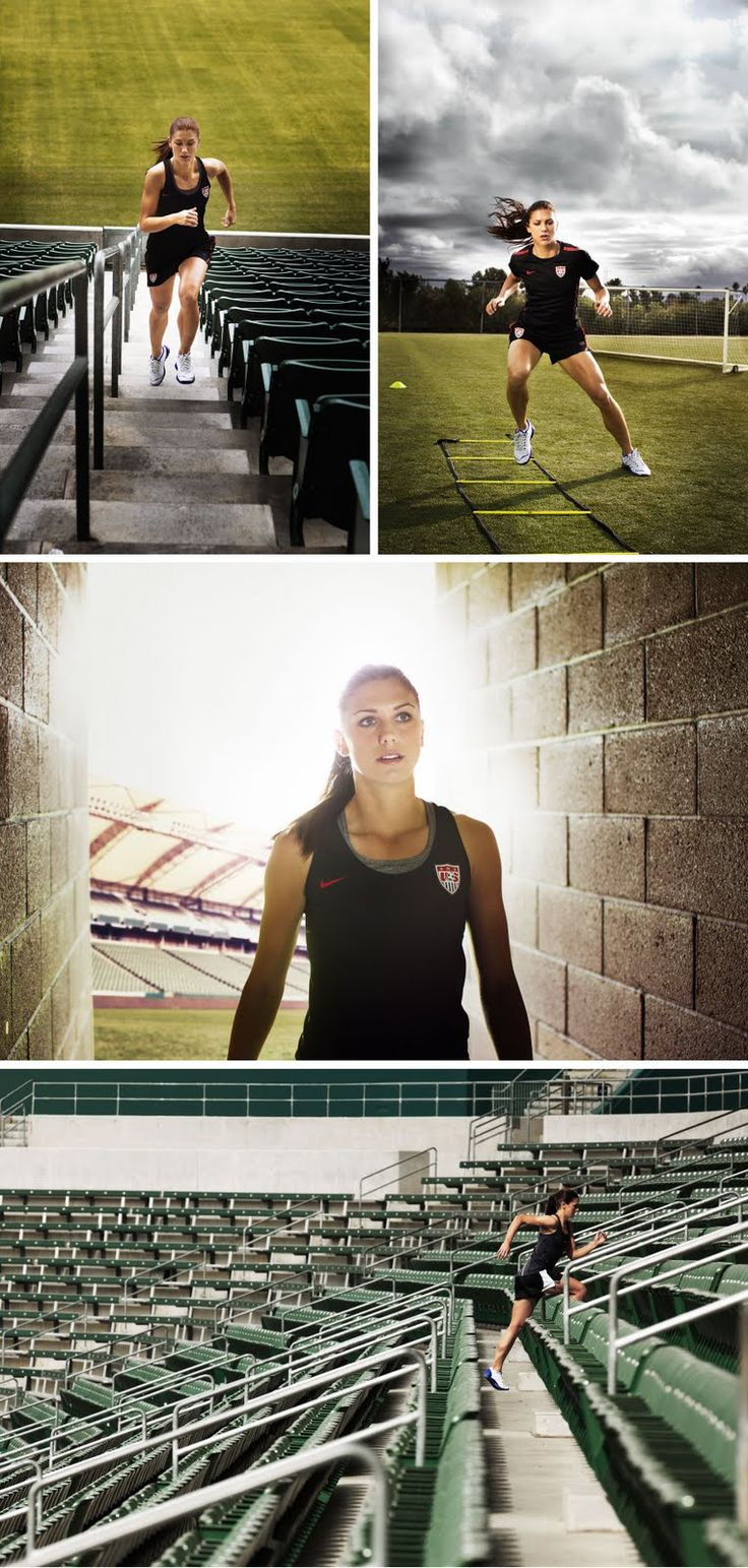 EMBRY RUCKER // b l o g: Alex Morgan for Nike