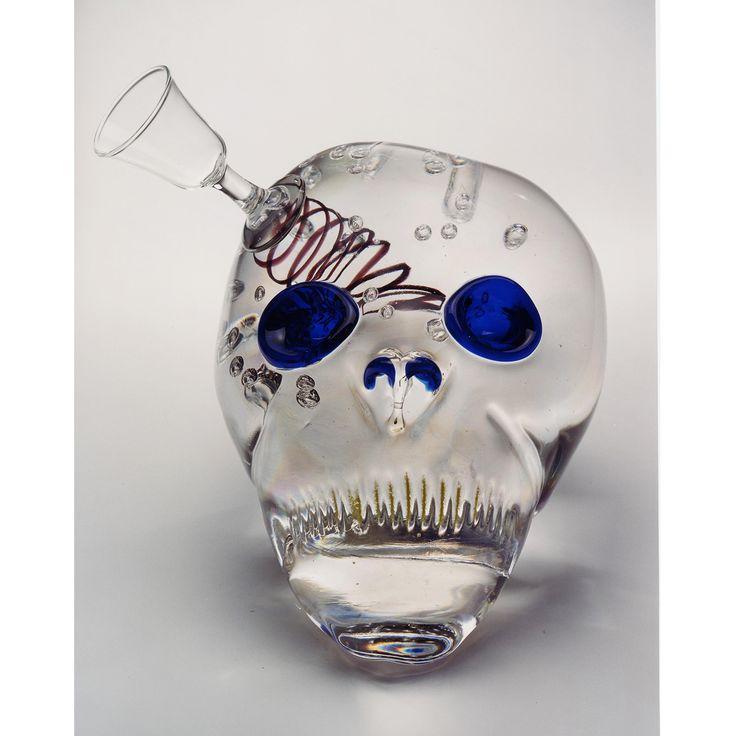 Erik Dietman, Skull, 1989