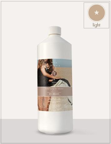 Organic Tinted Spray Tanning. Light | Vita Liberata