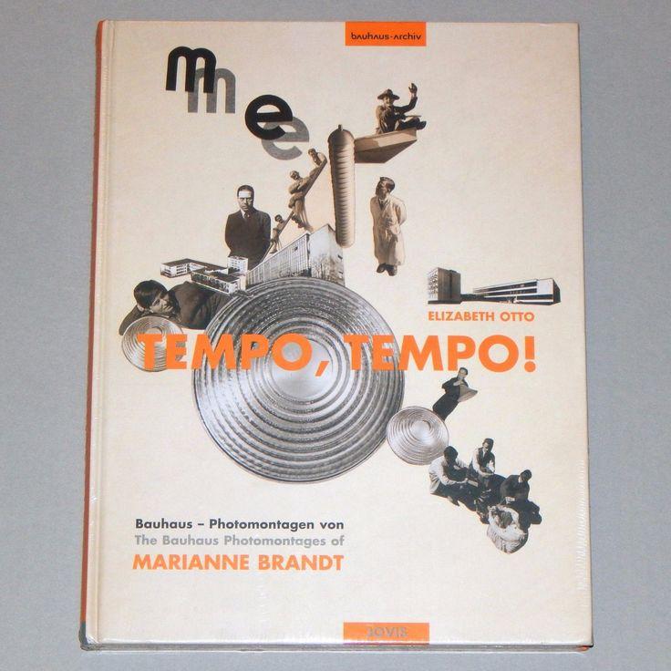 Rare Bauhaus Marianne Brandt Design Photo Hardcover Book Jovis Elizabeth Otto | Boeken, strips, tijdschriften, Non-fictie | eBay!