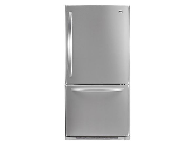 Refrigerador LG 20 Pies Cúbicos Titanium GM749FCTCA
