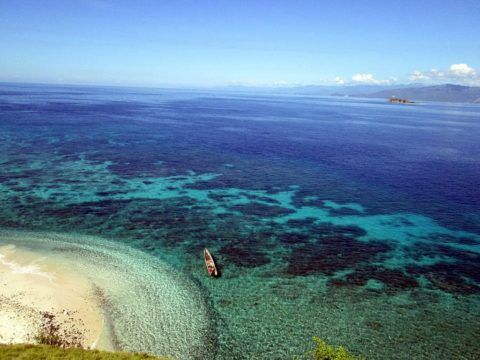 Ini Bukan Bunaken! Terdapat Surga Lain di Sulawesi Utara