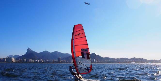Voile - JO 2016 - Jeux Olympiques de Rio : l'aéroport Santos-Dumont fermera pendant les épreuves de voile