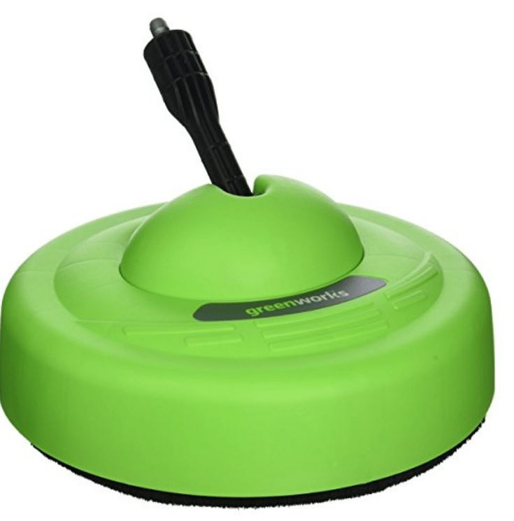 Greenworks rotating surface cleaner for electric pressure