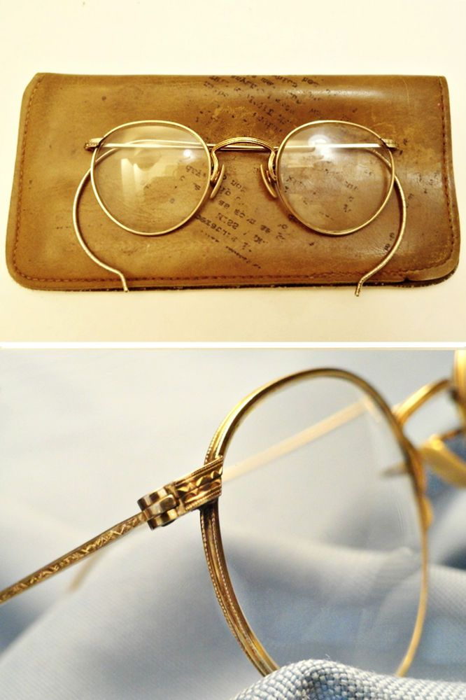 Best Wire Frame Glasses : 17 Best images about MY eBay:GOING-GOING-GAWN on Pinterest ...