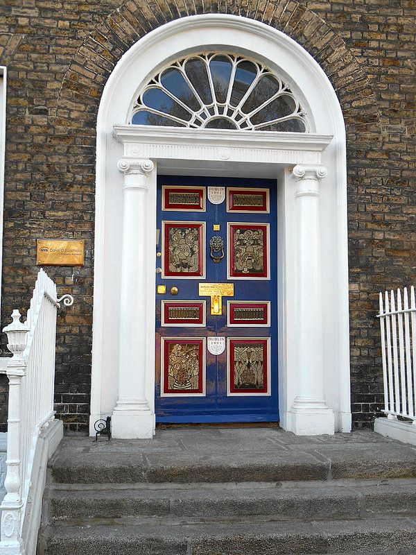 17 Best Images About Doors Of Dublin On Pinterest Blue