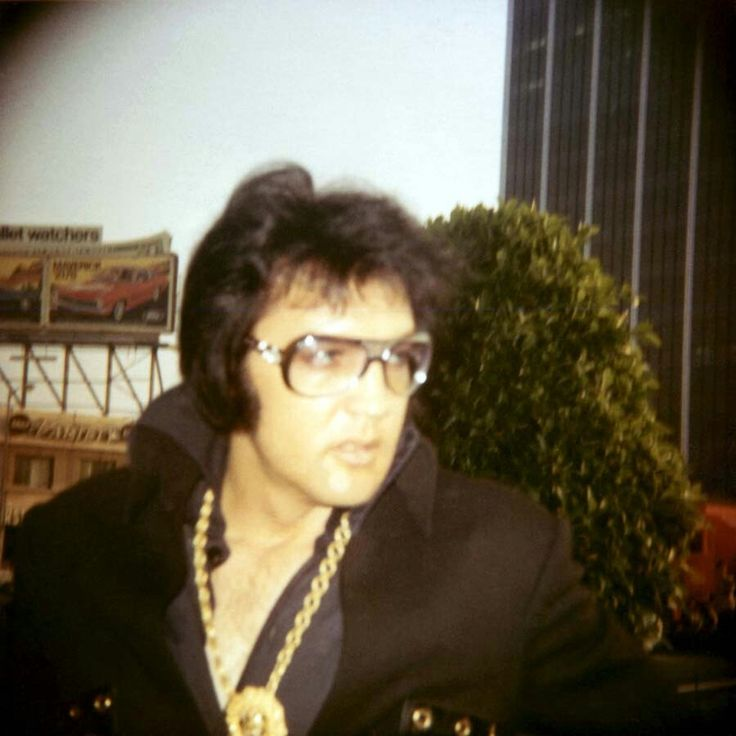 May 20, 1971 ~ Elvis in Nashville, the day he recorded 'Its Only Love'