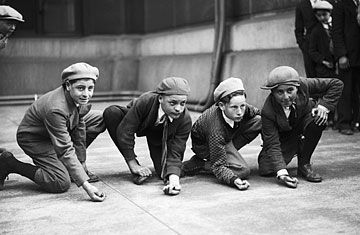 children playing marbles - Google Search