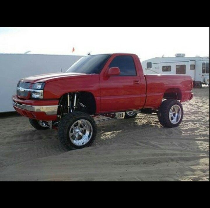 2006 Chevy Silverado 2500hd >> Lifted chevy single cab | Lifted Trucks:)