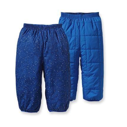 Patagonia Baby Reversible Puff-Ball Pants
