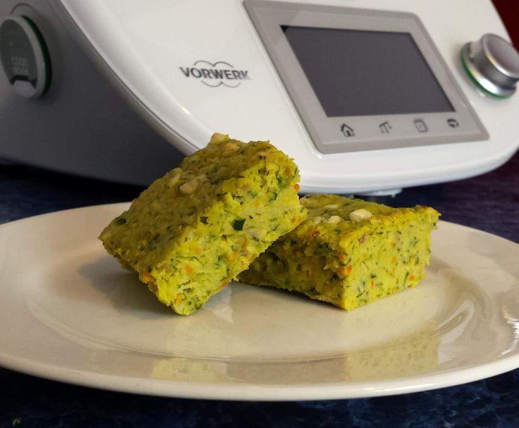 Recipe Zucchini and Veg Slice by jaimen - Recipe of category Baking - savoury