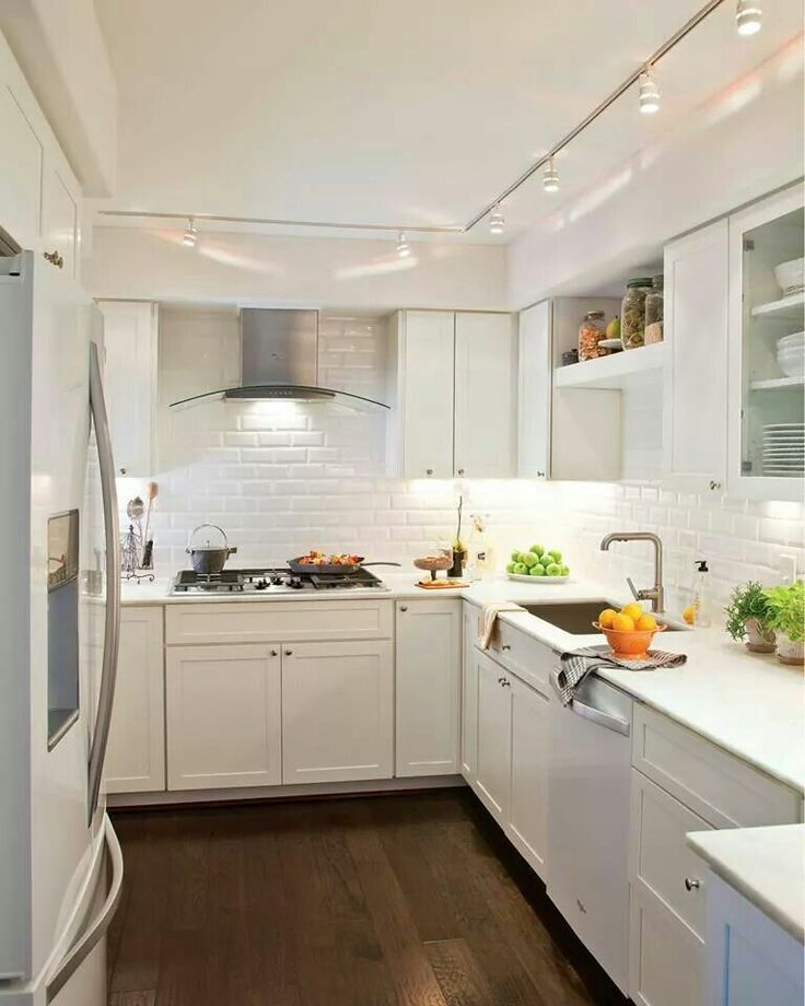 Industrial Galley Kitchen: 24 Best Galley Kitchens Images On Pinterest