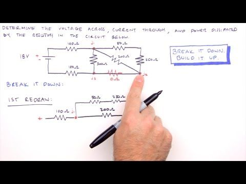 13 best series vs parallel circuit snc1dp images on pinterest how to solve any series and parallel circuit problem youtube fandeluxe Images