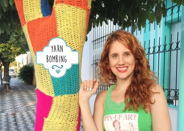 Yarn Bombing - Bombardeio de Fios