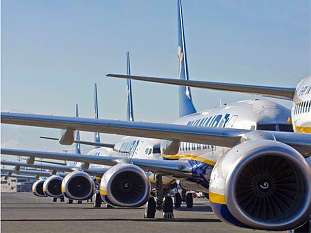 Ryanair: une nouveauté à Toulouse, huit en Belgique