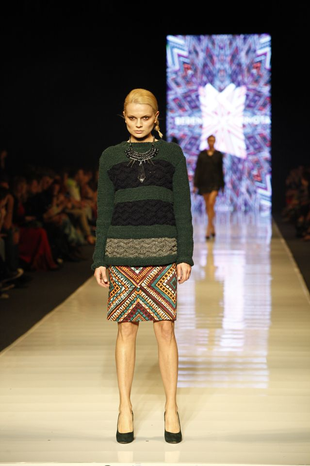 Berenika Czarnota AW13 FashionPhilosophy Fashion Week Poland aniazajac.com