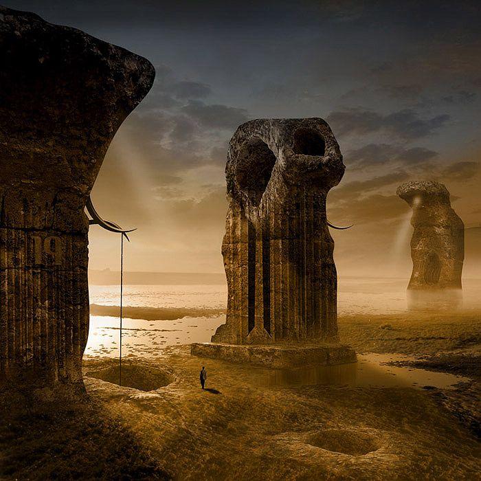 """""""Cell memory"""" - inspired of Steve Roach music"""