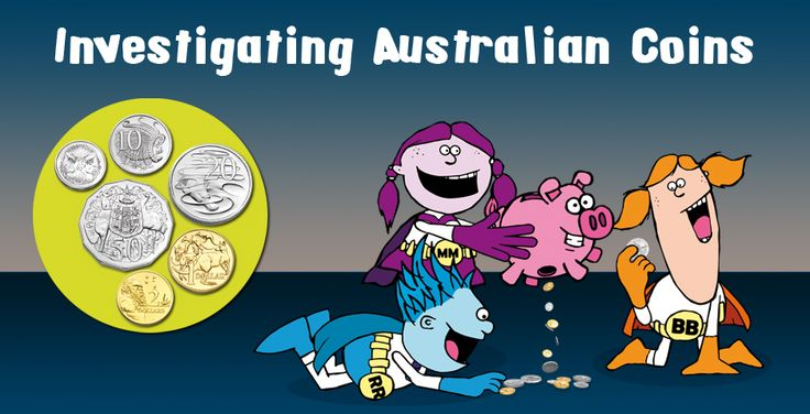 Investigating Australian Coins (lower primary)