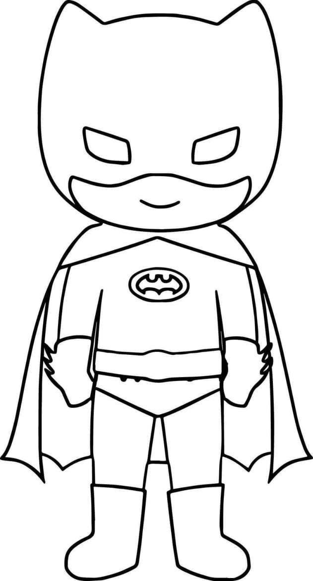 9 Baby Superhero Coloring Pages Babysuperherocoloringpages