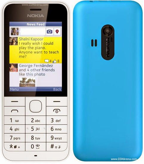 Nokia 220 Specifications and Review