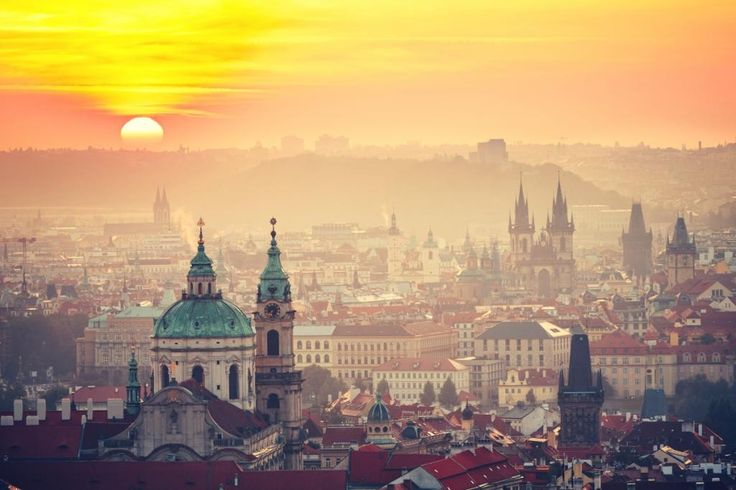Prag: Die Stadt der hundert Türme ist ein Muss