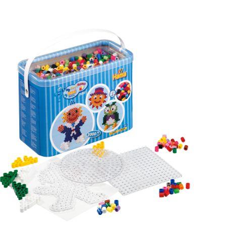 Witajcie, Hama powraca z nowymi propozycjami:)  Nowiutki Zestaw koralików Hama 8803 Maxi 10 mm w tekturowym pojemniku z pokrywką dla dzieci od lat 3.  Duży!!! Aż 3000 kolorowych koralików, z których można ułożyć wiele ciekawych kształtów np. pajacyka, sowę czy też słońce.   Sprawdźcie sami:)  http://www.niczchin.pl/koraliki-hama-maxi/3372-hama-maxi-8803-duzy-zestaw-koralikow-w-pojemniku.html  #koralikihama #hamamaxi #hama8803 #zabawki #niczchin #kraków