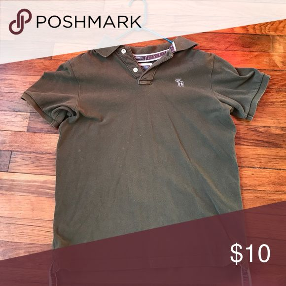 Abercrombie and fitch polo Men's Abercrombie and fitch polo shirt Abercrombie & Fitch Shirts Polos