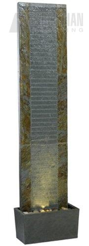 Kenroy 50619SL Lane Transitional Indoor/Outdoor Floor Fountain KR-50619-SL