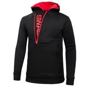 Veste/Sweat mi saison très agréable à porter. Look original et branché, effet assurée.   Matière : Polyester/Coton. Modèle disponible en plusieurs couleurs dans notre boutique.   Envoi rapide et soigné.…Voir la présentation