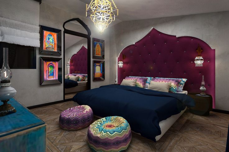 Moroccobedroom