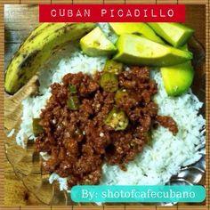 Recipe: Cuban Picadillo