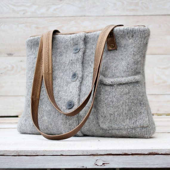 """Sweater Handbags 