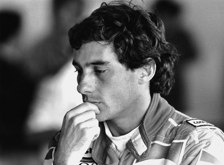 The Great Artyon Senna. One of the best Formula One drivers ever, was tragically killed in a horrible crash.
