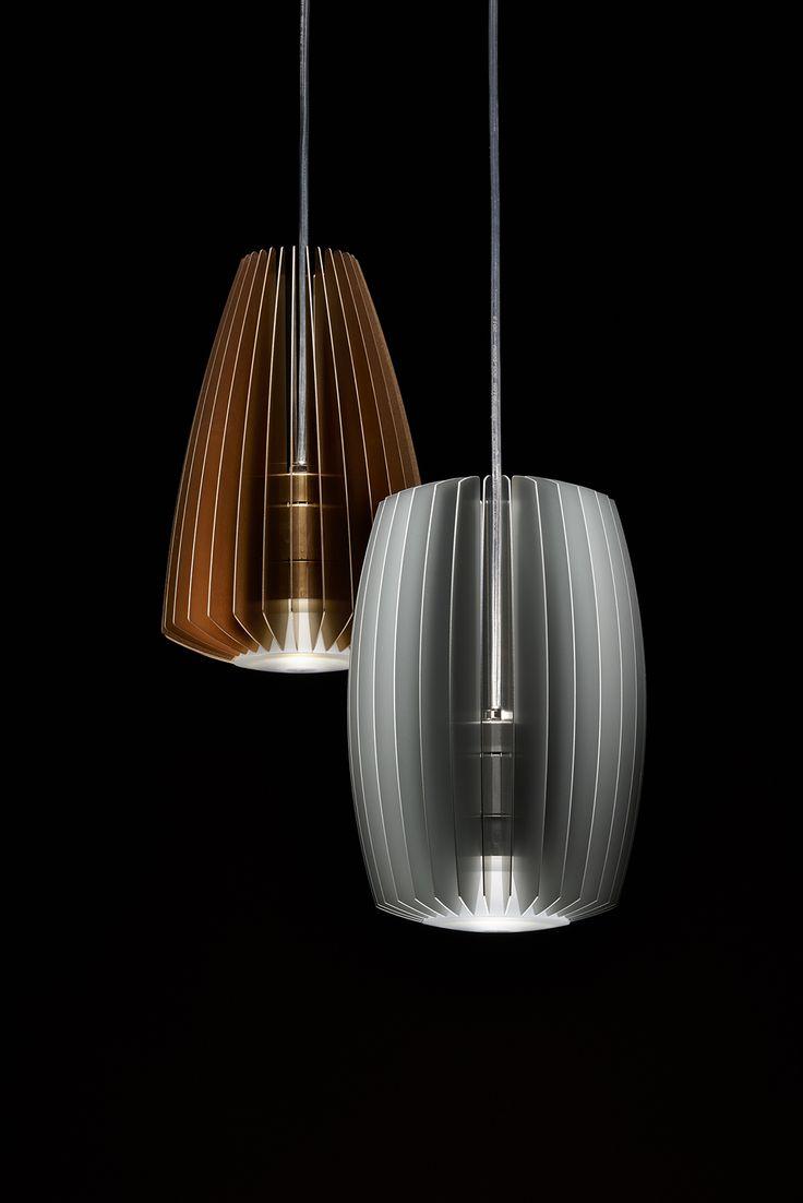 Blume - Apparecchio LED a sospensione/soffitto. designed by Puraluce
