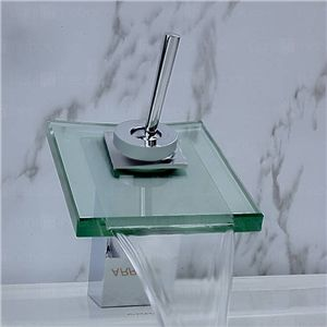 Modern Contemporary Waterfall Basin Faucet With Single Handle Bathroom Taps with the Square Featured Spout (MS18) - See more at: http://www.homelava.com/en-modern-contemporary-waterfall-basin-faucet-with-single-handle-bathroom-taps-with-the-square-featured-p22998.htm#sthash.m6pViEFb.dpuf