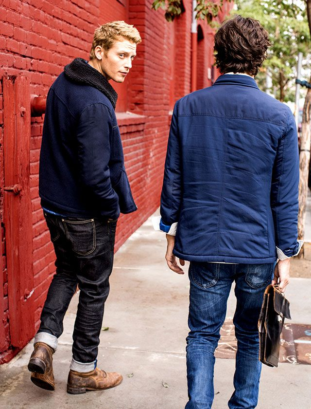 Każda para dżinsów Lee®, dzięki skupieniu się na szczególe i finezyjnych wykończeniach stanowi oryginalne połączenie nowoczesności i rzemiosła.