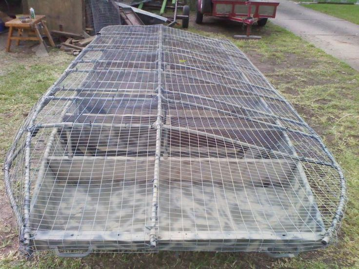 Follow Up To Post About Converting Jonboat To Duck Blind