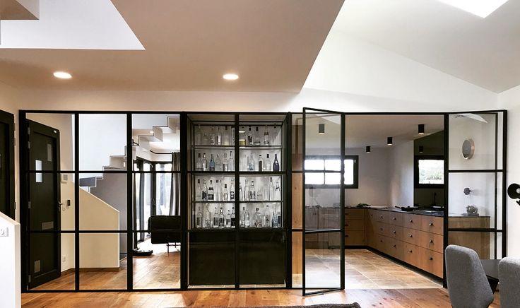 les 25 meilleures id es de la cat gorie miroir verriere sur pinterest miroir effet verri re. Black Bedroom Furniture Sets. Home Design Ideas