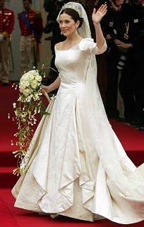 this is by far my favourite royal wedding dress