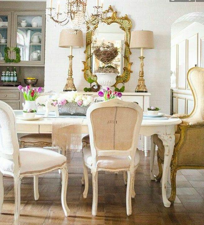 Esszimmer, Französisch Bauernhaus, Speiseräume, Esstisch, Französisch  Küchen, Französisch Stil, Sweet Home, Halle, Kochen