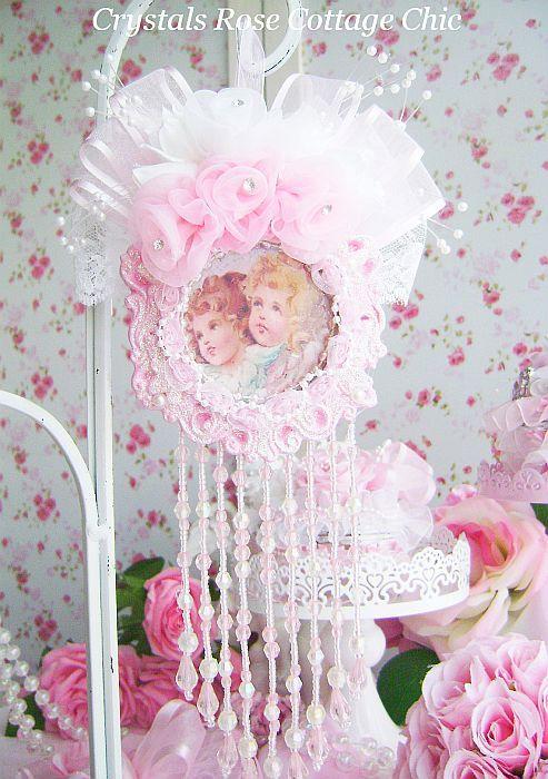 Victorian Valentine Decor Www Crystalsrosecottagechic