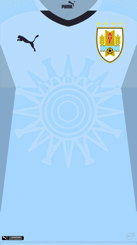Uruguay 18-19 kit home