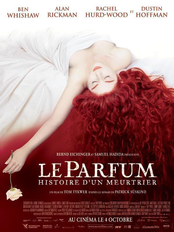 Le Parfum : histoire d'un meurtrier, drame et thriller de Tom Tykwer. Avec Ben Whishaw, Alan Rickman et Rachel Hurd-Wood.
