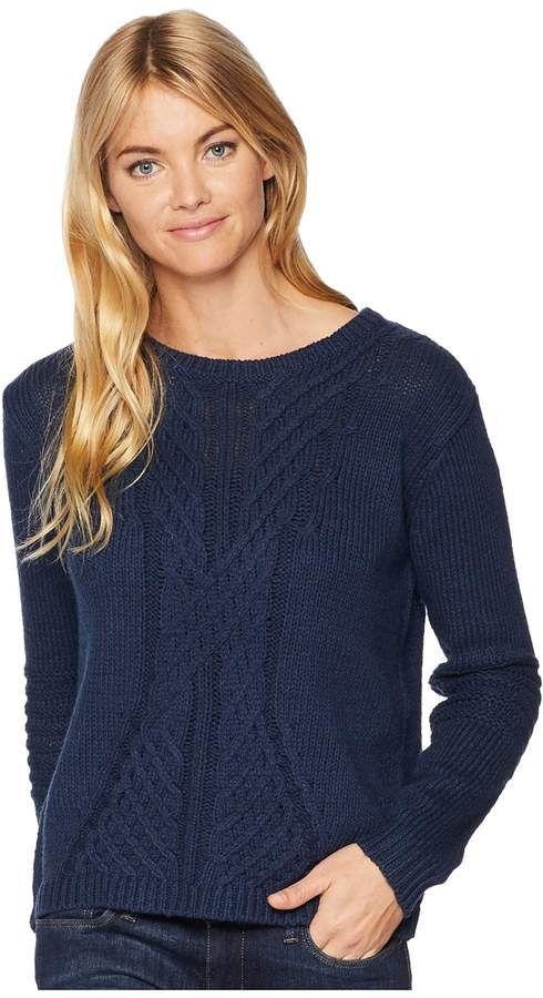 adf2f7131 Roxy Glimpse Of Romance Crew Neck Sweater Women s Sweater