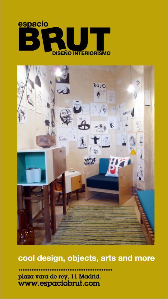 RUIDO II by Davis in espacioBRUT.  + de 100 obras sobre papel. Arte a buen precio.  Be curious, be odd!