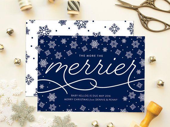 The 25+ best Christmas card pregnancy announcement ideas on Pinterest