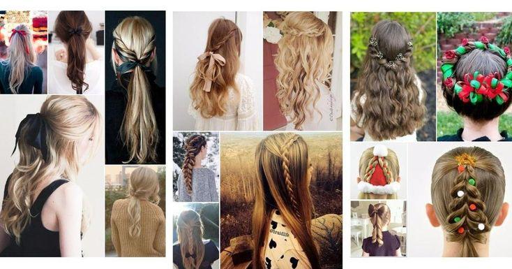 Peinados navideños: 30 ideas para tu cabello esta Navidad