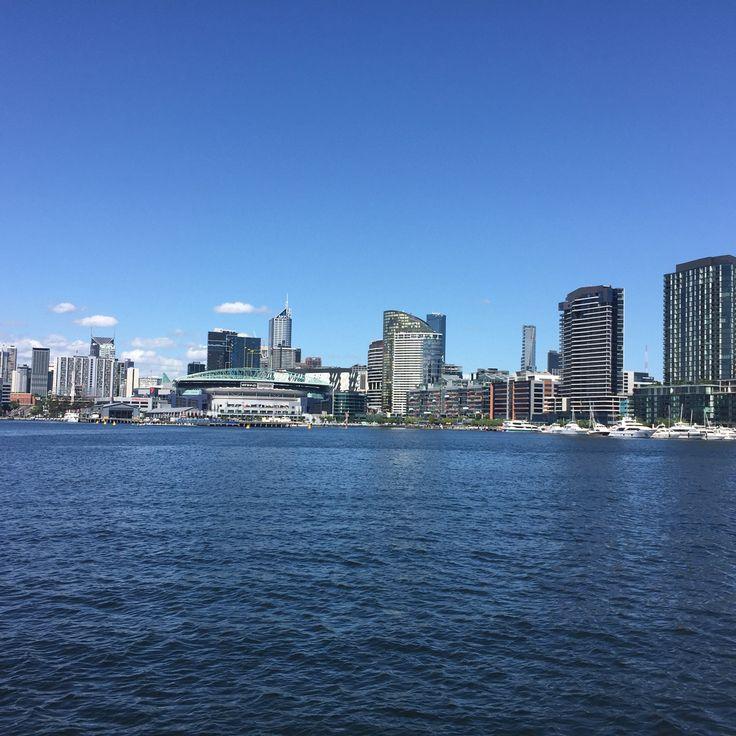 Beautiful Melbourne Docklands