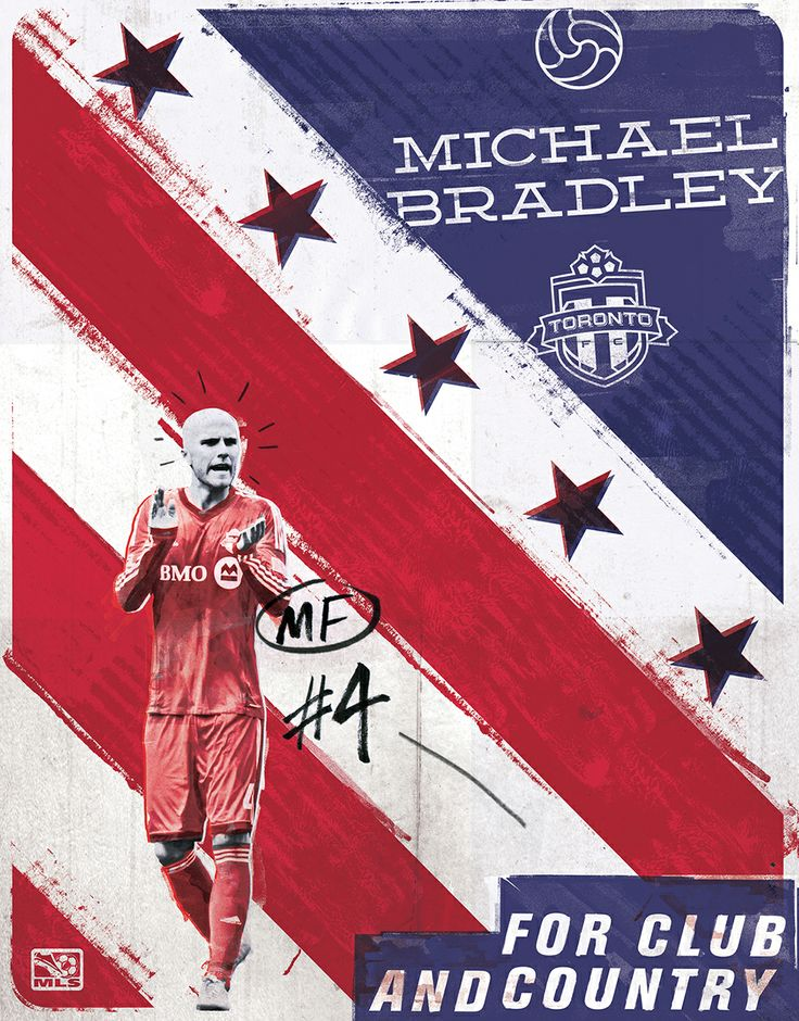 MLS World Cup Heroes Poster 03