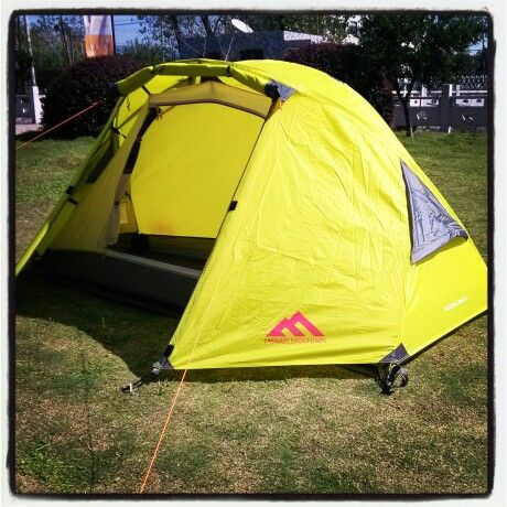 Moonlight 1 a solo tent from Merapi Mountain only for USD100.00